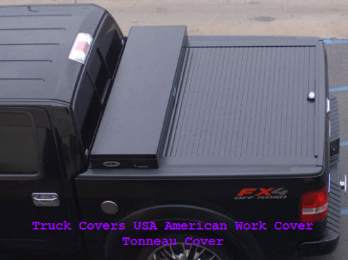 Truck Covers USA American Work Cover Hard Truck Bed Cover