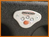 Put a 3 LED battery powered light on your UnderCover Truck Bed Cover to light up your pickup's bed at night.