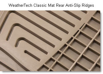 WeatherTech Car mats. Car floor liners. Semi custom car floor mats.