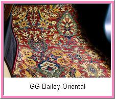 GG Bailet Oriental Motif Car Floor Mat